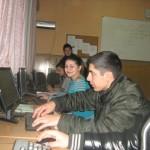 Комп. зала, обурудвана по проект ИКТ